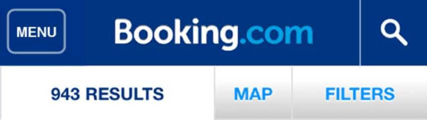 Иконка «гамбургер» для навигации меню сайта